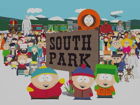 Respect My Authoritah Blog South Park Studios
