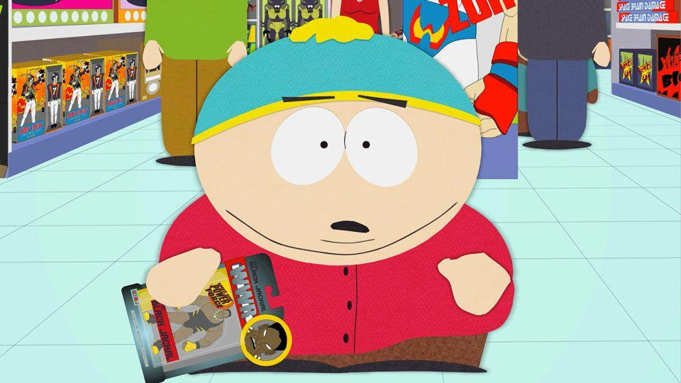 South Park Tourette