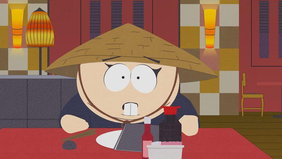 Asian Cartman 8