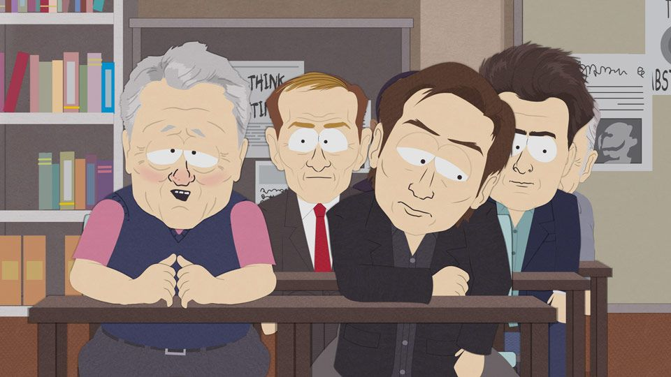 Picture south park sexual healing episode