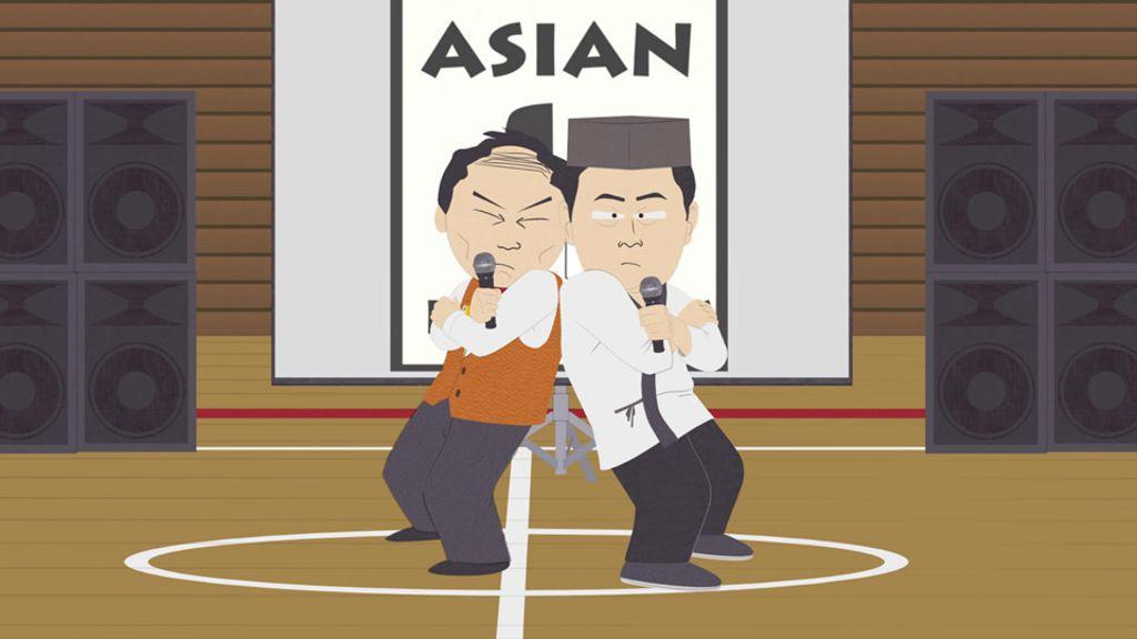 Asian Diversity Video Clip South Park Studios Uk Ireland