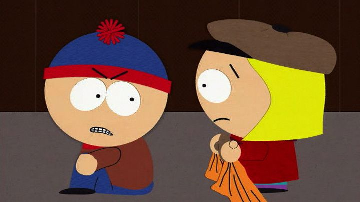 Finding the Box - Video Clip | South Park Studios