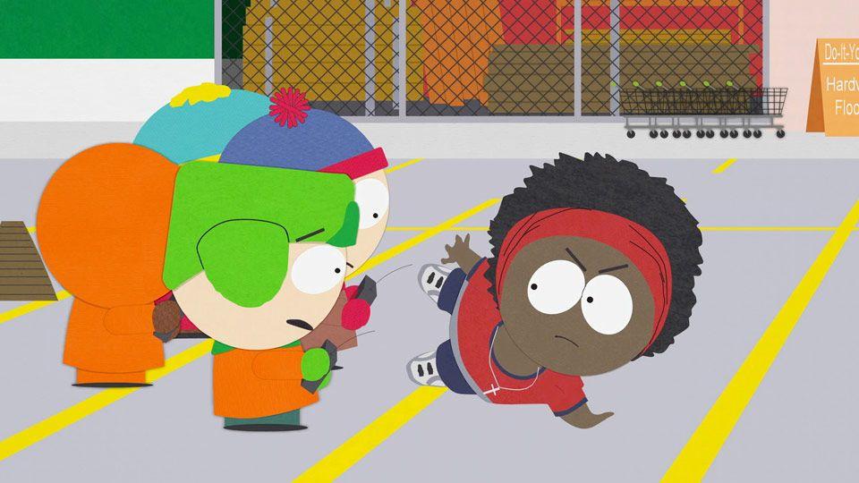 Served Video Clip South Park Studios