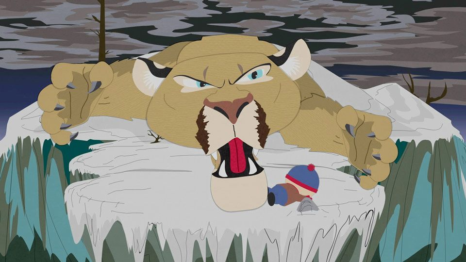 Orphaned Cubs - Video Clip | South Park Studios Nordics