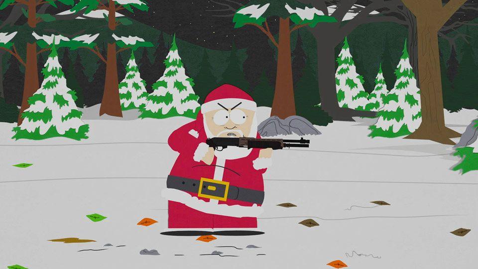 The Antichrist is Born - Video Clip | South Park Studios UK & Ireland