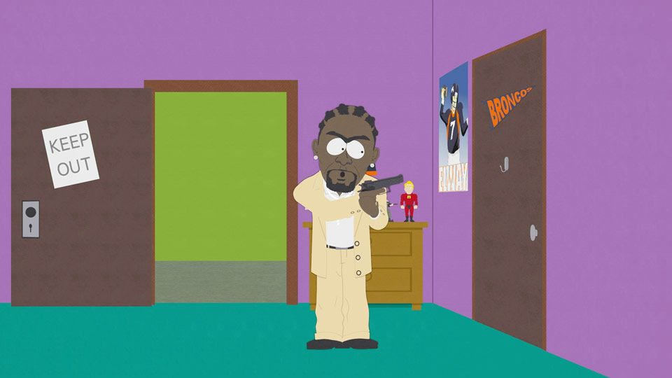 R Kelly Sings With Tc Amp Jt Video Clip South Park Studios