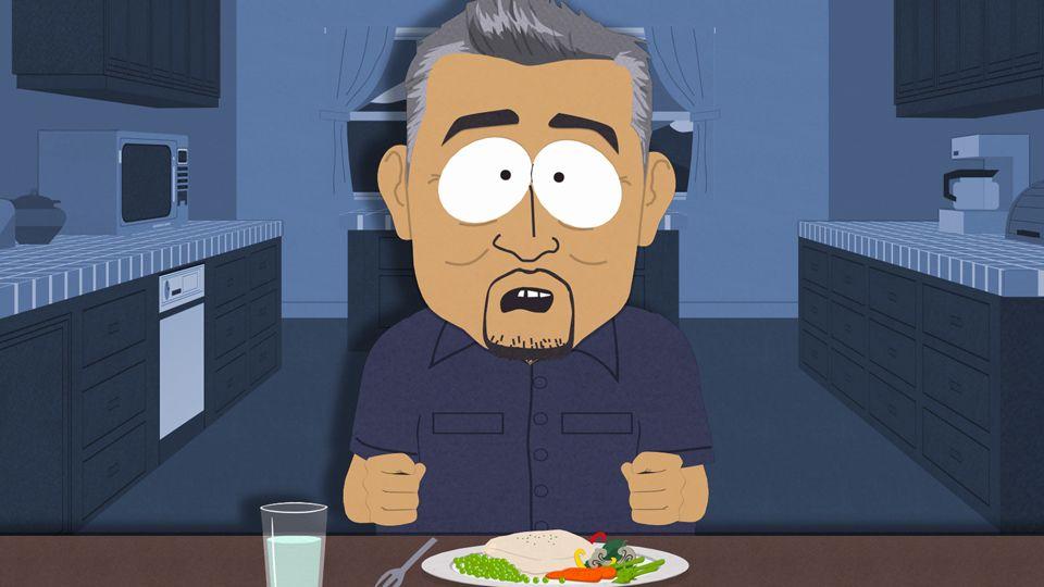 The Dog Whisperer South Park Episode